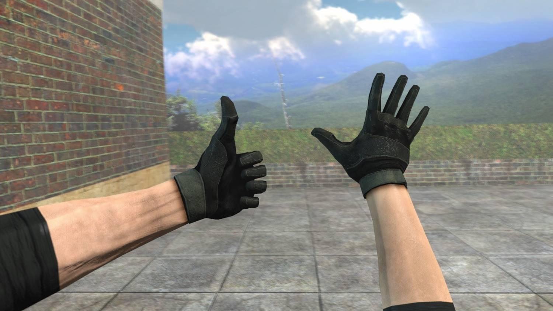 Как сделать руки для ксс из кс го